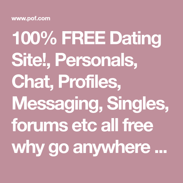100 free dating sites free messaging