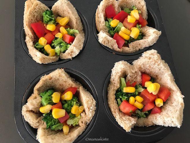 3 schnelle Ideen zum Abendessen für Kinder und die ganze Familie - mamaskiste.de #abendessenschnell