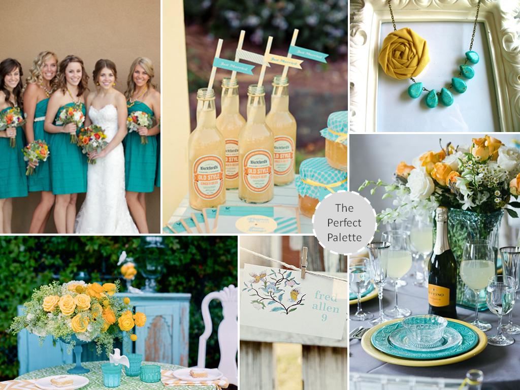 Wedding Colors, Wedding
