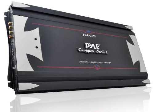 Pyle Pla2230 3000 Watts 2 Channel High Power Mosfet Amplifier 1500 Watts X 2 Output Sub Sonic Filter Car Audio Systems Car Stereo Systems Car Audio Amplifier