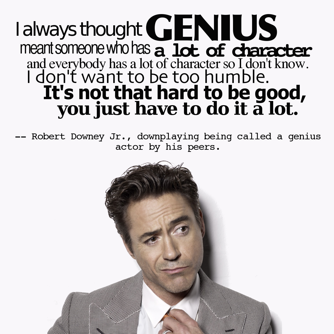 robert downey jr quotes - Google Search