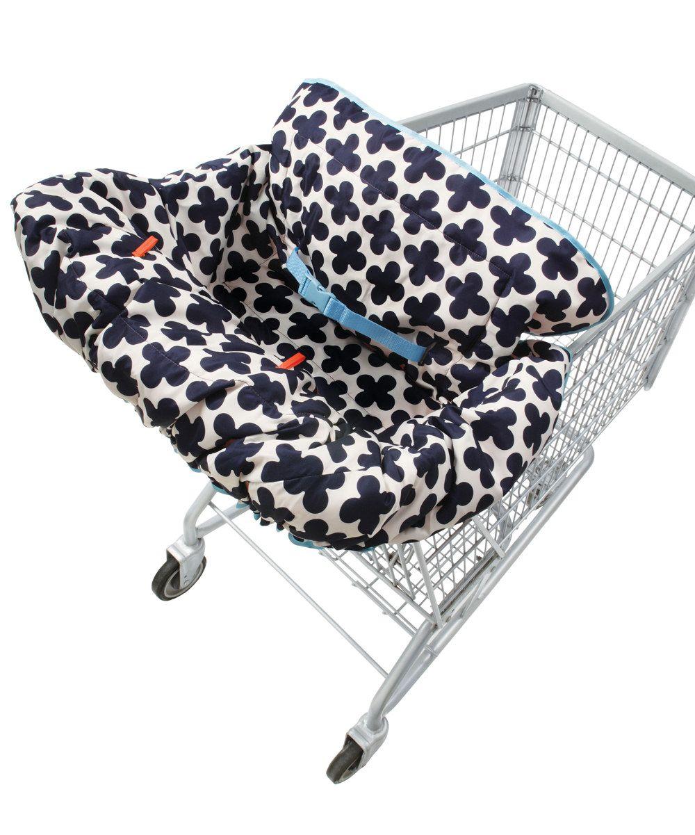 Infantino Lil Fluff Shopping Cart High Chair Cover Shopping