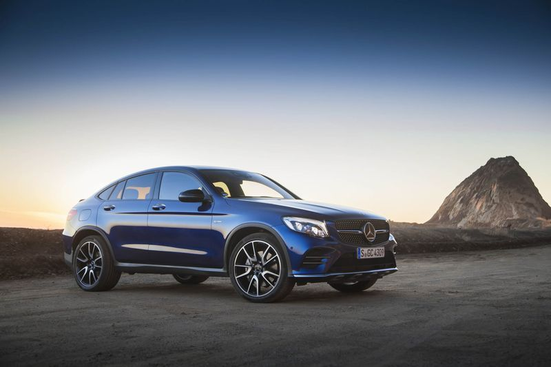 The Mercedes Benz Amg Glc 43 Is The Perfect Car For Every City