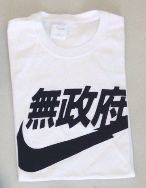 shoes for cheap hot sales factory outlet t-shirt japanese japan china chinese nike in 2019 | Chinese ...