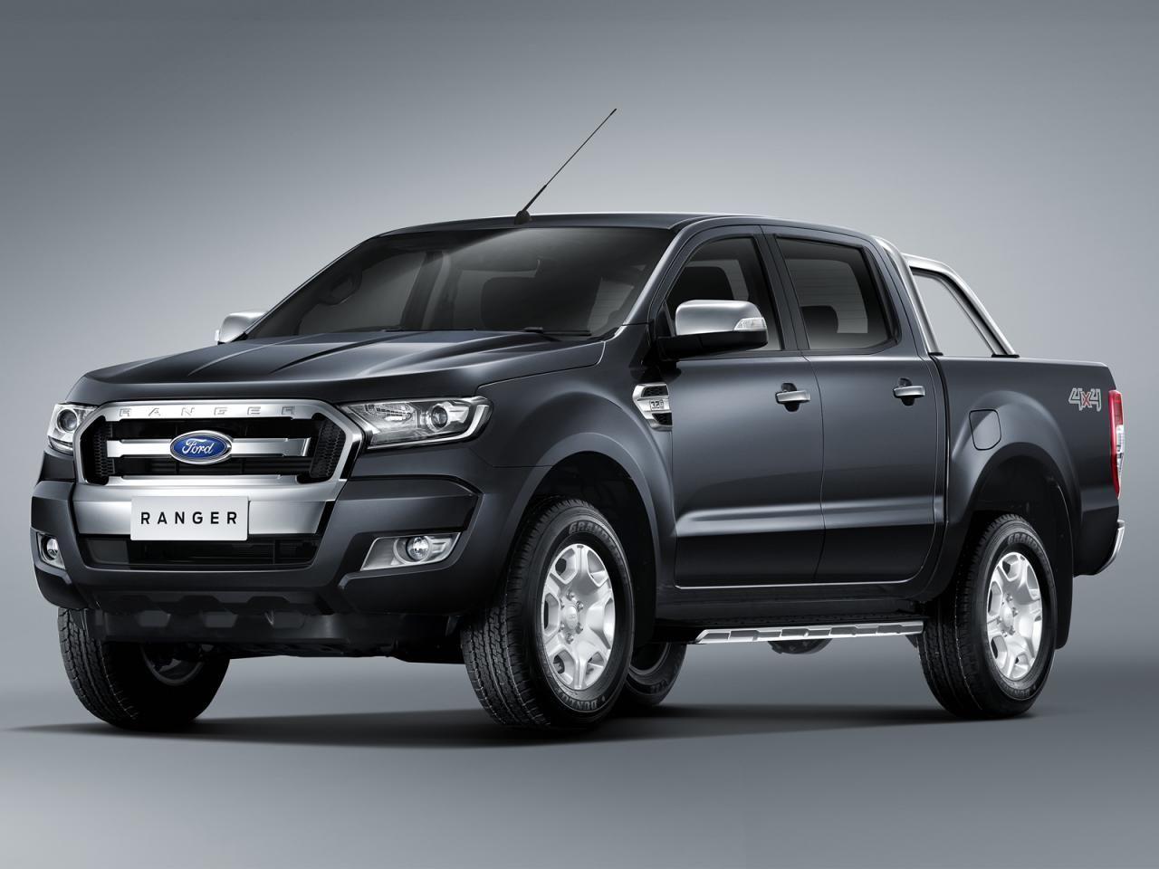 Ето го обновеният Ford Ranger (видео)