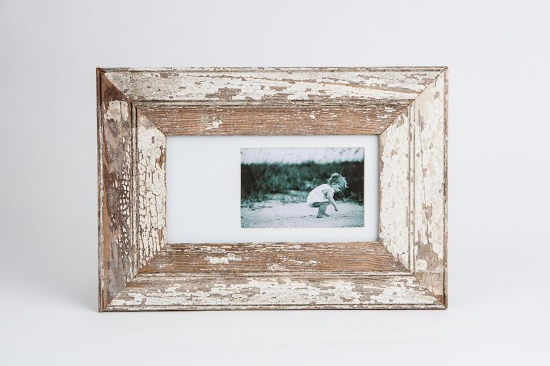 reclaimed wood picture frame - Google Search | makin things ...
