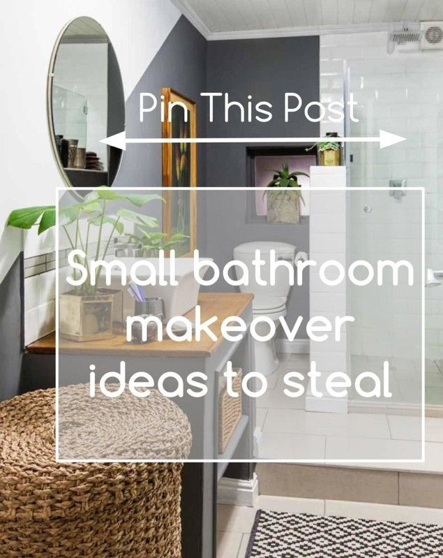 My Small Bathroom Makeover For Bbf The Progress Photos  Tiny Simple Tips For Small Bathrooms Design Ideas