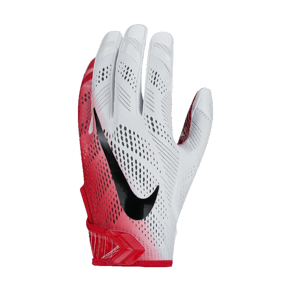 Nike Vapor Knit Men s Football Gloves Size Medium (White) - Clearance Sale 65178a19e