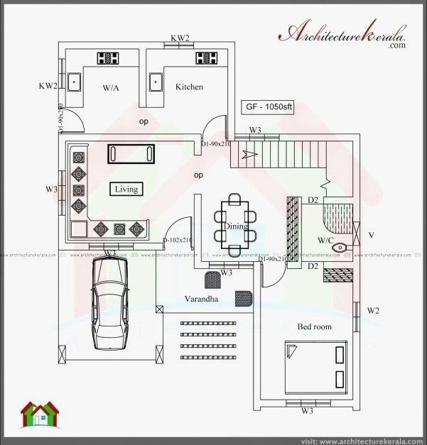 House Plans Below 1000 Sq Ft Kerala Inspirational 1200 to 1500 Sq Ft House Plans House Plans Below 1000 Sq Ft Kerala Of 24 Unique House Plans Below 1000 Sq Ft Kerala