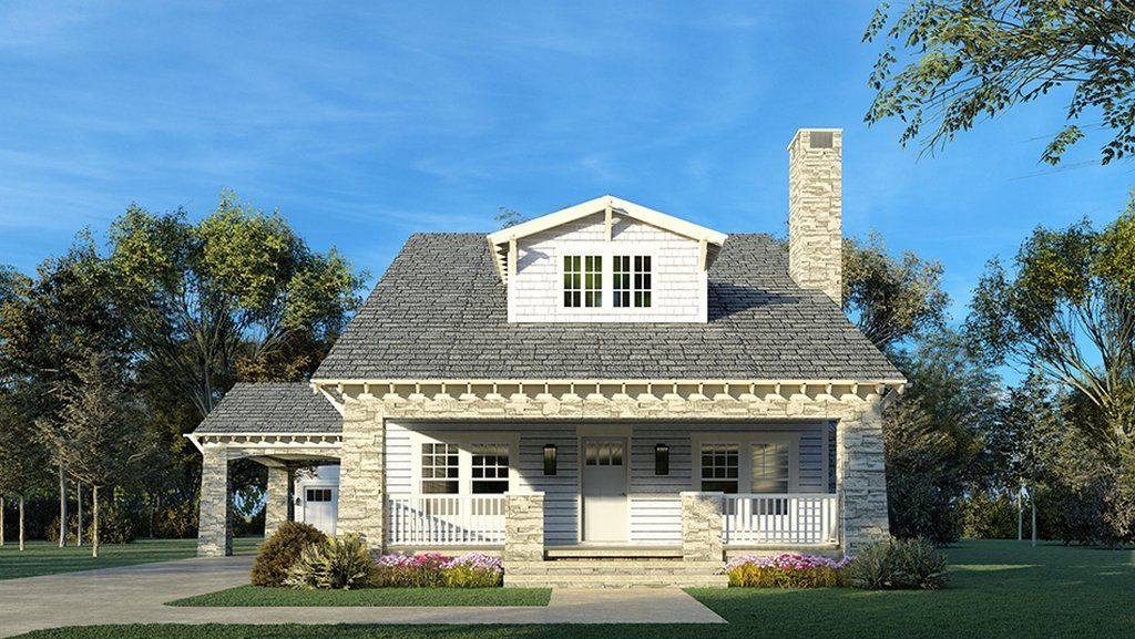 Country Style House Plan 3 Beds 3 5 Baths 2358 Sq Ft Plan 923 149