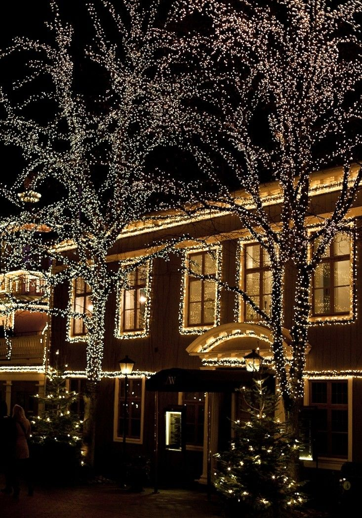 Hardscaping 101: Holiday Lighting Safety Tips by Janet - Is there a limit  to the number of strings you safely can connect? - What lights are safe to  use ... - Curb Appeal: Holiday Lighting Safety Tips Christmas Holiday