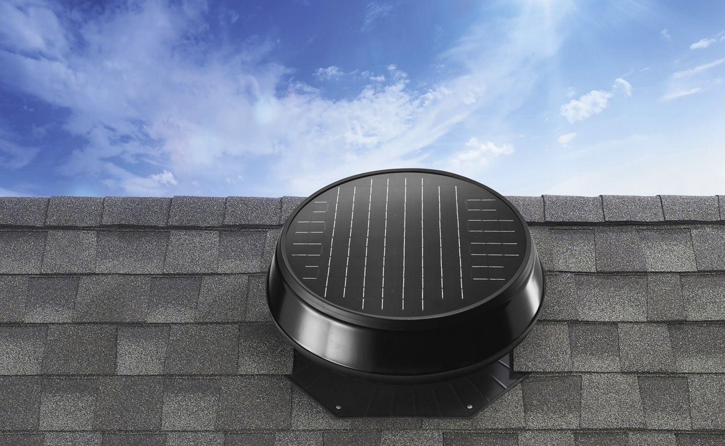 Solar Attic Fans 3 Best Solar Powered Attic Fans In 2020 Solar Powered Attic Fan Solar Roof Vents Solar Attic Fan