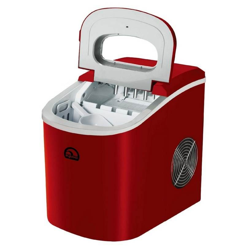 Igloo Countertop Ice Maker Warranty Portable Ice Maker Ice