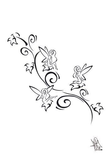 modele tatouage fee - Recherche Google