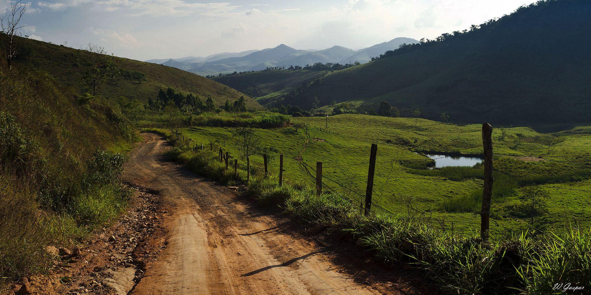 Dirt Road To Sarandira Minas Gerais Flickr Photo Sharing Com