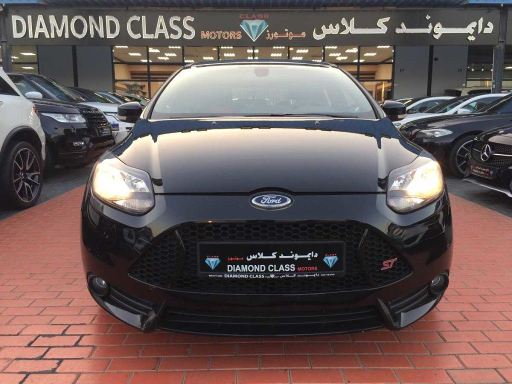 Ford Focus St With Images Ford Focus St Ford Focus Ford