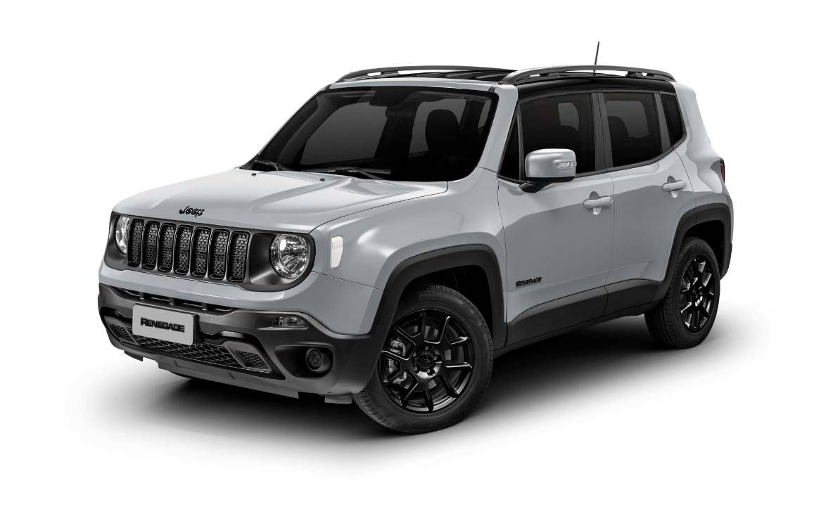 Jeep Renegade Ganha Pacote Night Eagle Por R 4 500 Em 2020 Jeep