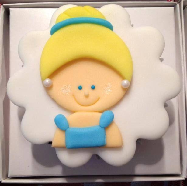 Cupcake de CInderela