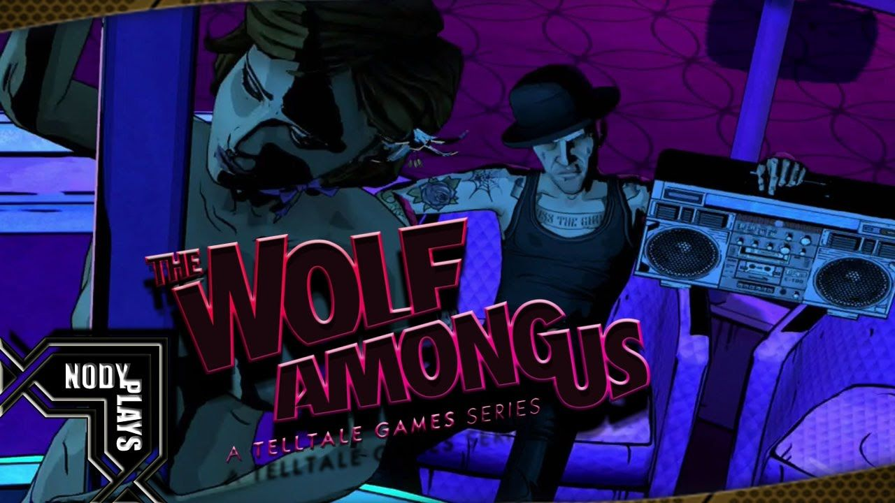 Twitch Livestream The Wolf Among Us Gameplay