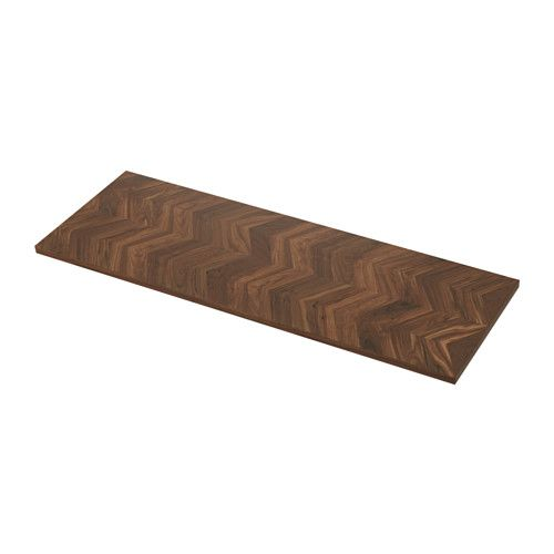 Ikea Kitchen Vs Lowes: BARKABODA Countertop, Walnut