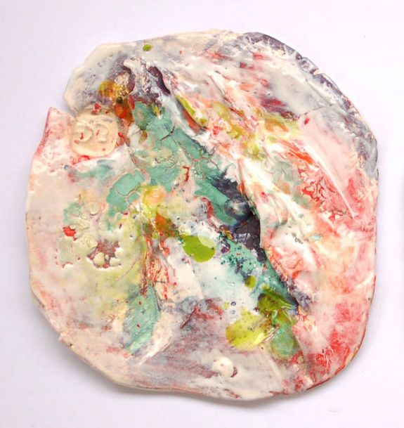 Ceramic wall art | Esther Griffith