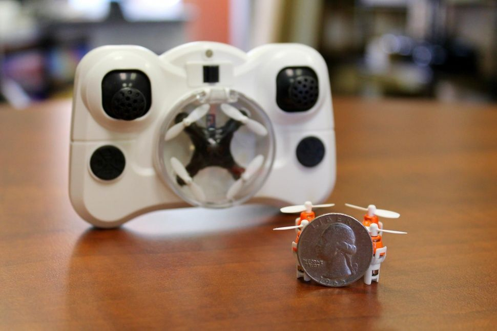 Axis Wallet Drone - Worlds Smallest Quadcopter | Drone