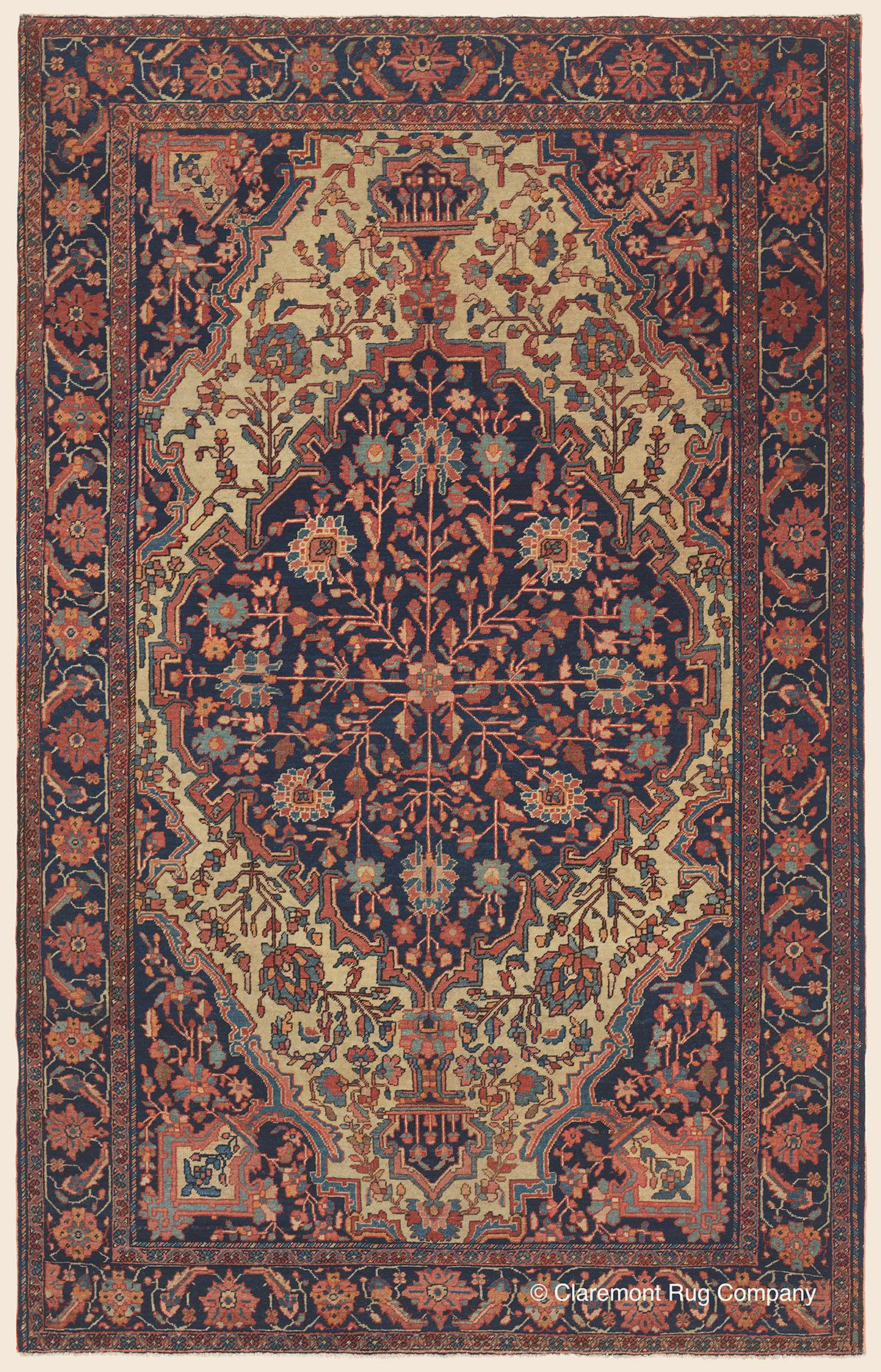 Exquisite 19th Early 20th Century Rugs From Tribal Rugs To City Oversize Carpets Elite San Francis Persian Carpet Antique Oriental Rugs Antique Persian Rug