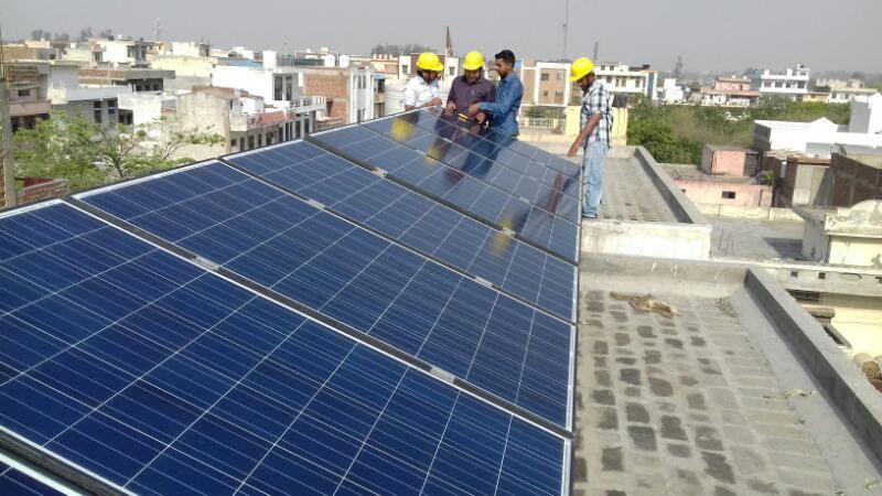 Mission of Rural India Solar EnergyRISE Enterprise