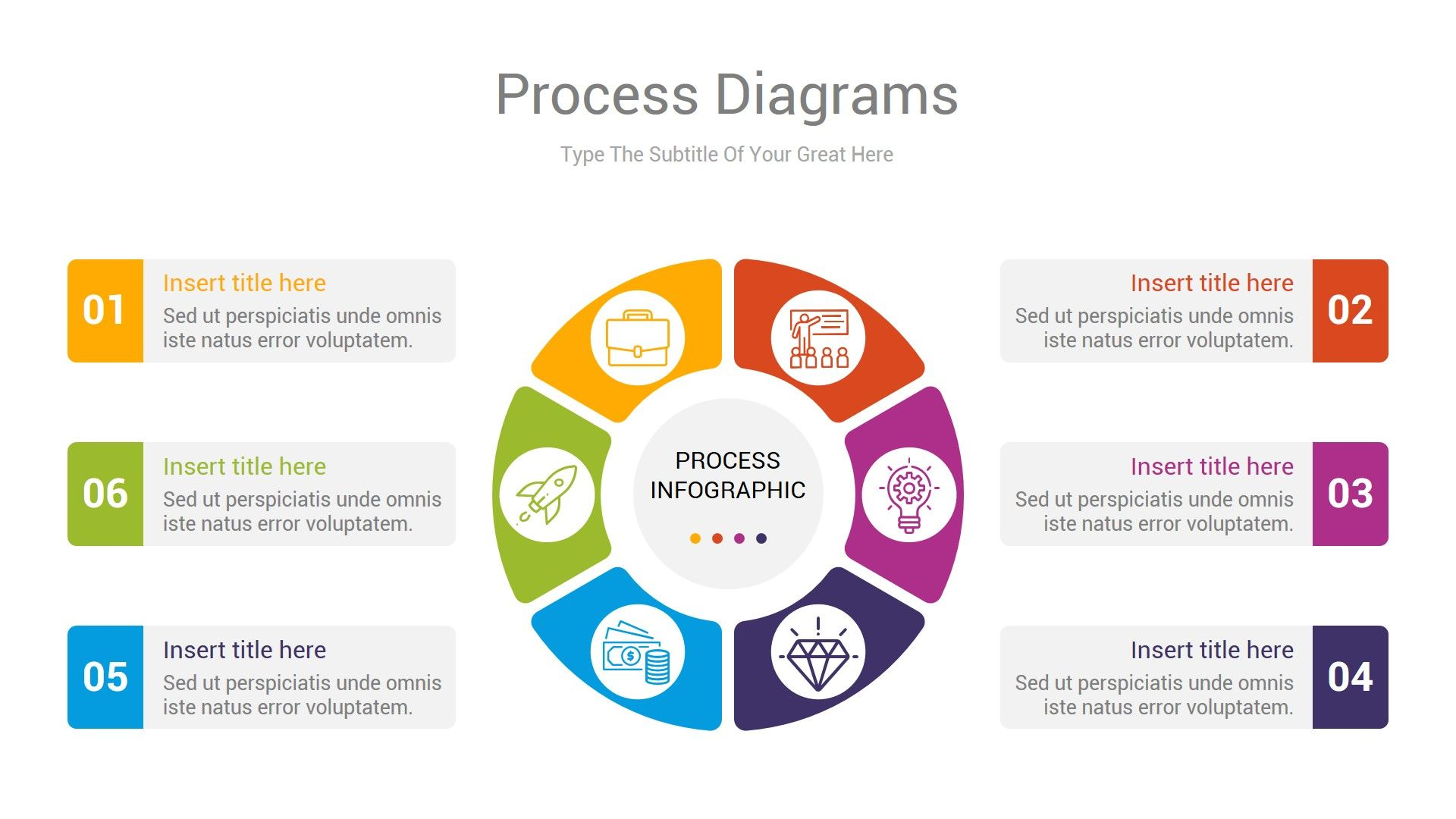 Process Flow Diagram Powerpoint Template In 2021 Process Flow Diagram Process Flow Chart Template Process Flow Process flow diagram powerpoint template