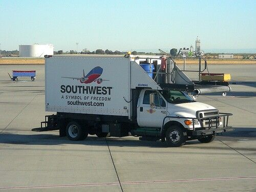 Welp Southwest Catering Truck Ford F-Series catering truck of Southwest WB-95