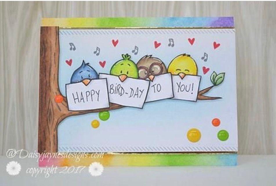 Birthday Gift Ideas Birthday Card Drawing Creative Birthday Cards Watercolor Birthday Cards