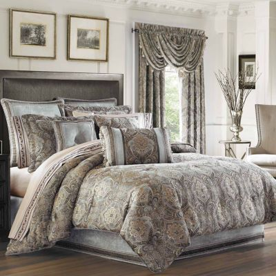 Free Shipping Available Buy Queen Street Paulina 4 Pc Comforter