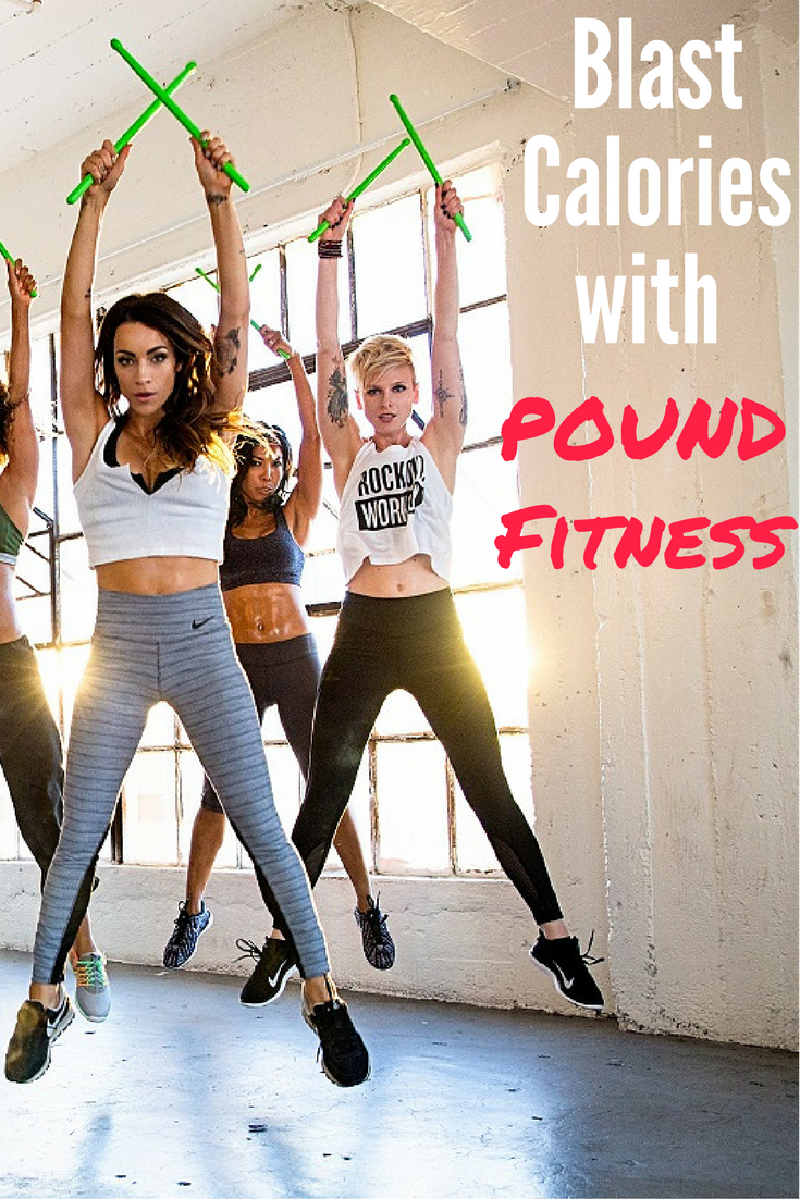 Fit pound after a workout