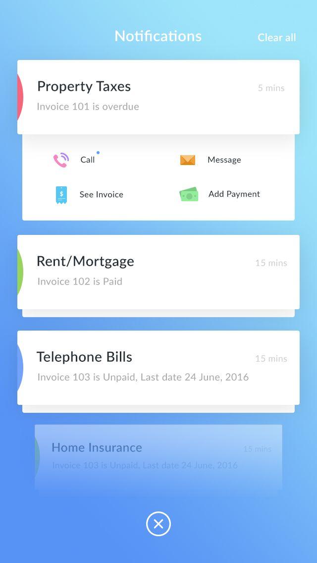 Pregnancy App Ui Design App ui design, App ui and Ui design - what is invoice