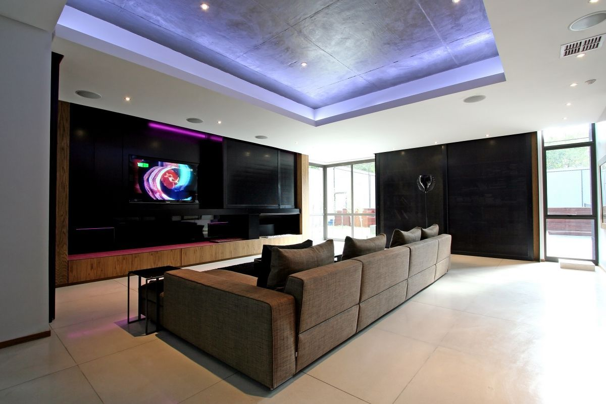 Modern Tv Room 27 awesome home media room ideas & design(amazing pictures