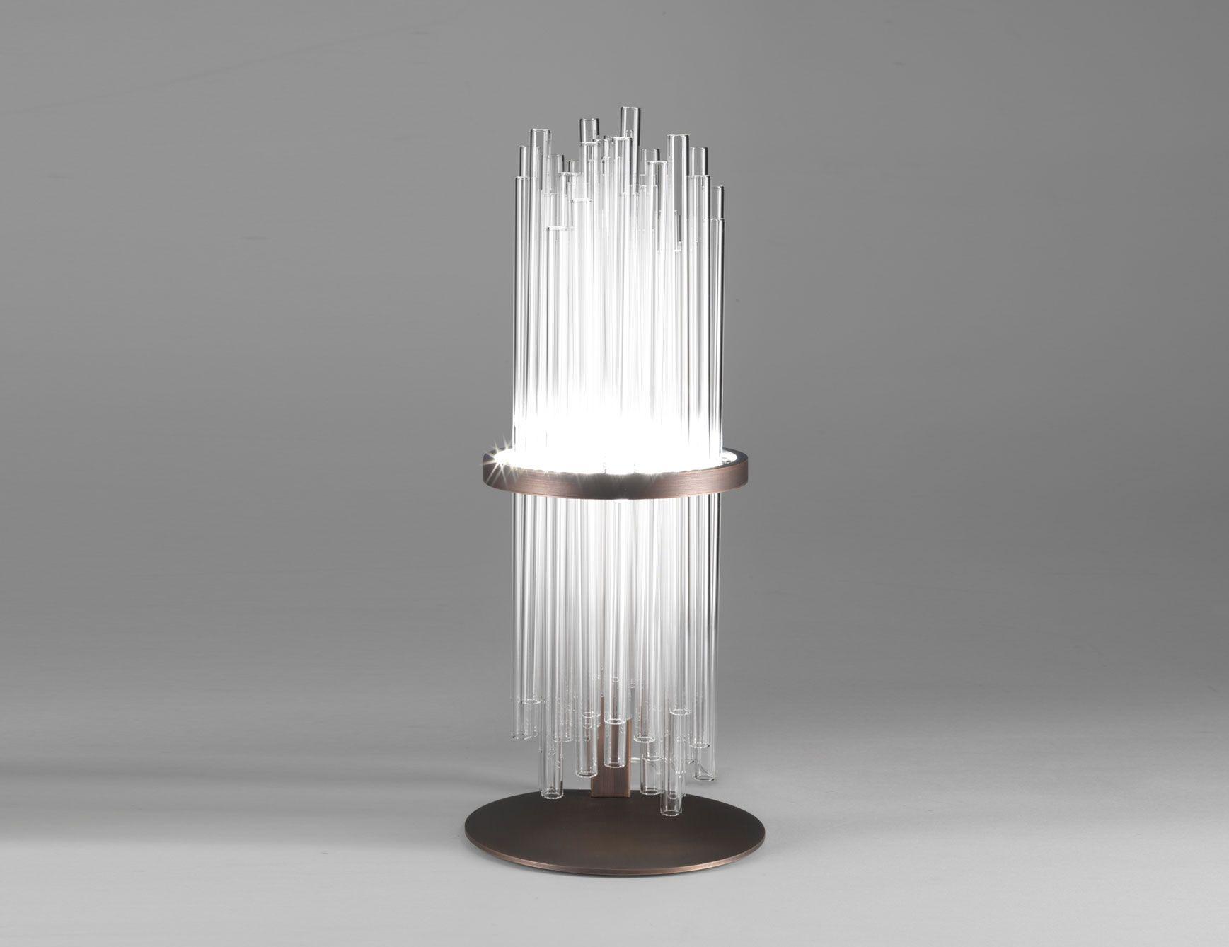 Tubular minimalist glass table lamp feel inspired luxxu interiors tubular minimalist glass table lamp arubaitofo Gallery