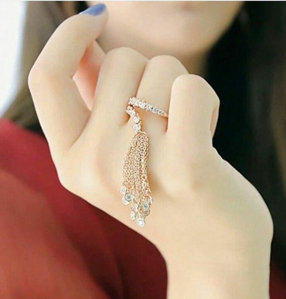 صور جميلة للبنات صور بنات كيوت محجبات للفيس بوك صور عالية الجودة Fancy Rings Girly Jewelry Stylish Rings