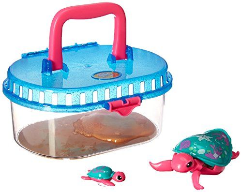 Little Live Pets Season 5 Lil' Turtle Tank Seashore the