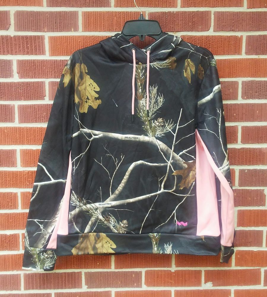 walls outdoor goods women s medium black pink camouflage on walls coveralls camo id=71782