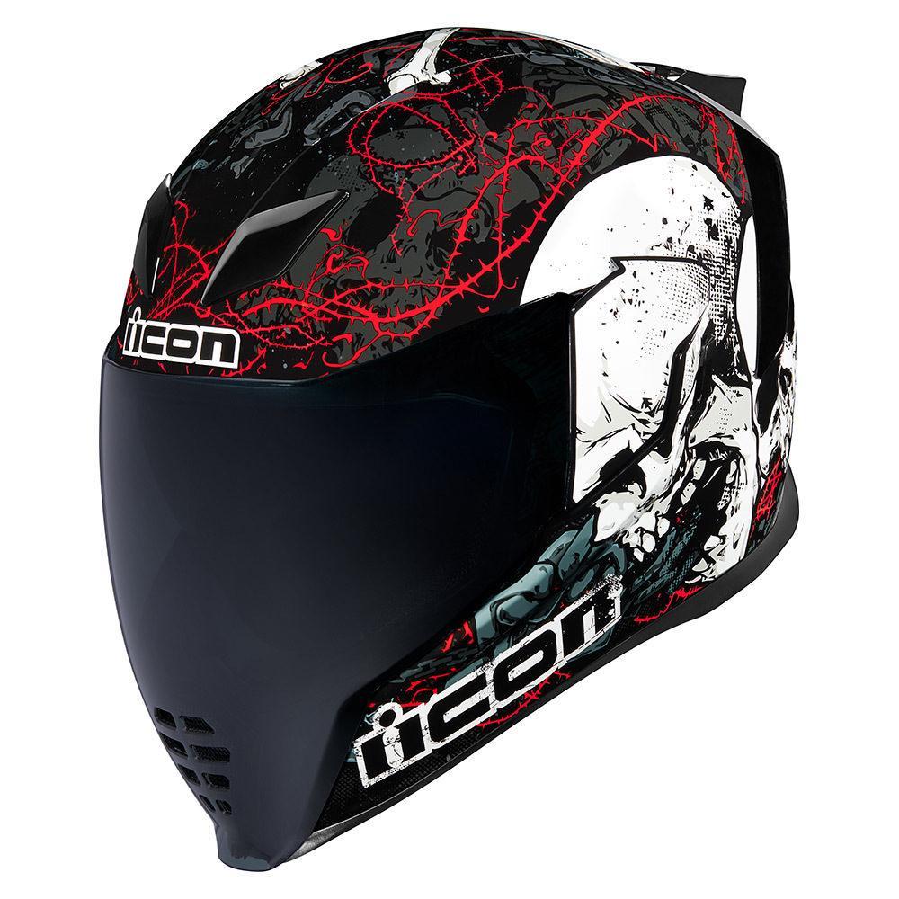 ICON AIRFLITE GRAPHIC HELMETS MHRIDER Icon helmets