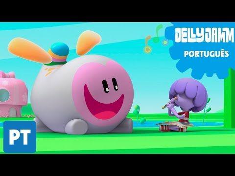 Jelly Jamm Portugues Ep 47 O Dodo Branco Desenhos Animados Em