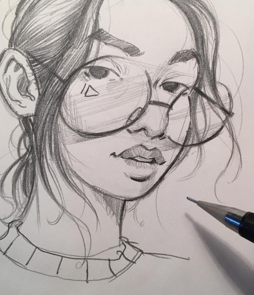 Pencil portrait mastery ericanthonyj pencilsketches pencils
