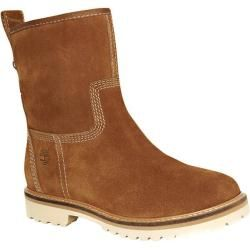 Timberland Damen Stiefel Chamonix Valley Winter Boot, Größe 39 ½ in Dark Rubber Suede, Größe 39 ½ in #winterboots