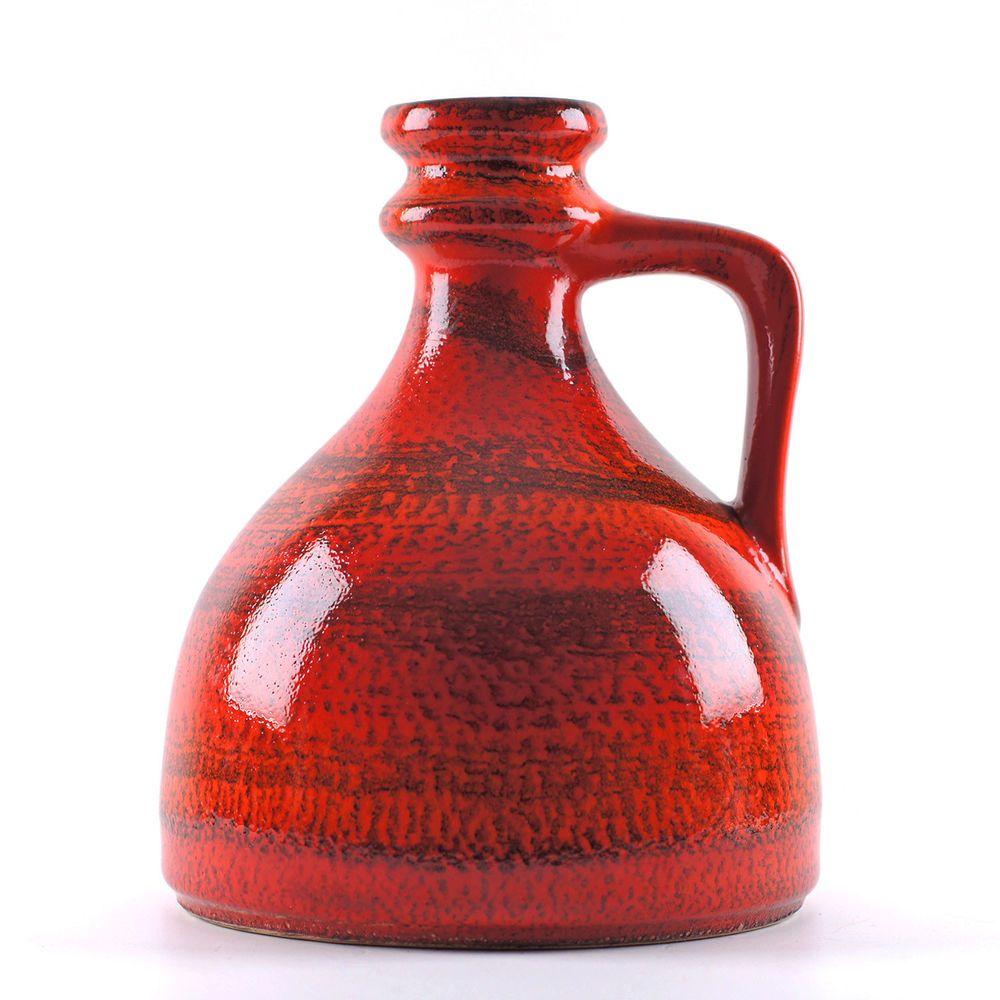 Bay Keramik 83 20 Vintage Retro 60s 70s Mid Century West German Pottery Jug Vase Tonkrug Keramik Ideen Keramik Vase