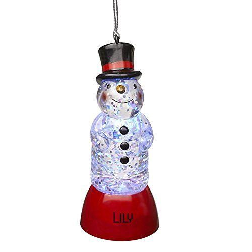 St. Nicholas Square Christmas Lighted Snowman Ornament Lily St. Nicholas Square http://www.amazon.com/dp/B005QC640M/ref=cm_sw_r_pi_dp_WZcpub0HC4WMY