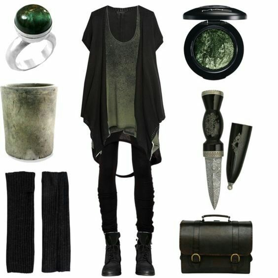 Fashion Concept Would You Like To Be A Modern Witch Strega Fashion Witchy Fashion Witch Outfit