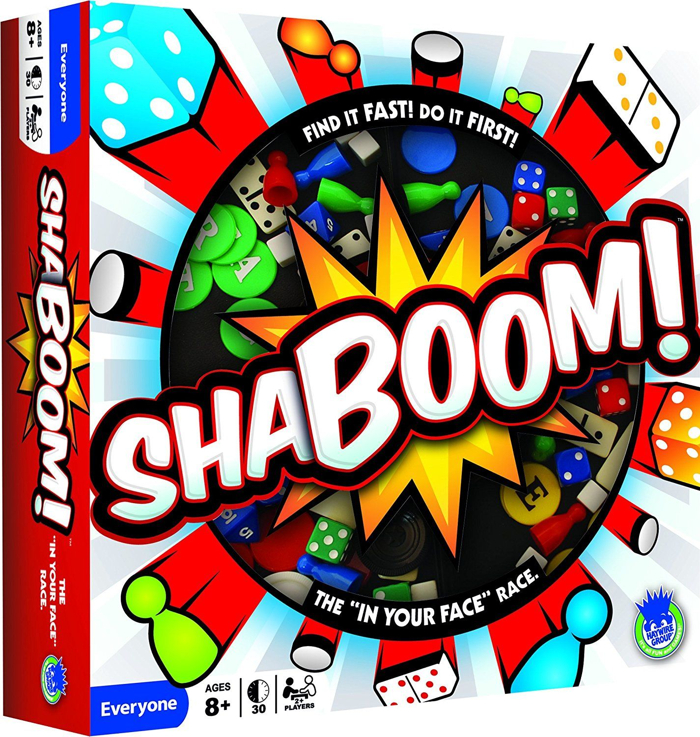 Shaboom! Board Game Review