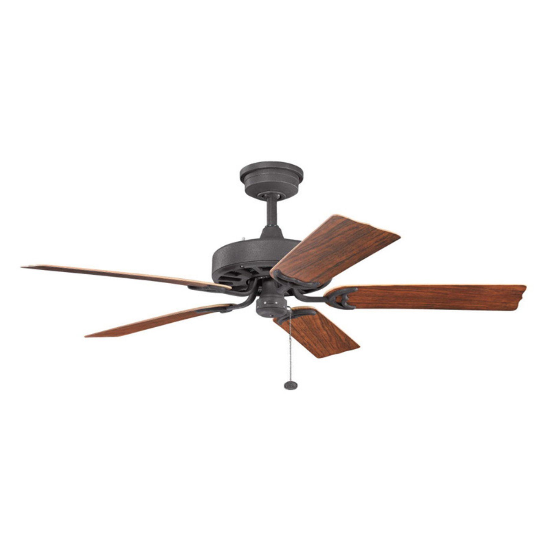 Kichler Fryst Patio 52 in Ceiling Fan DBK