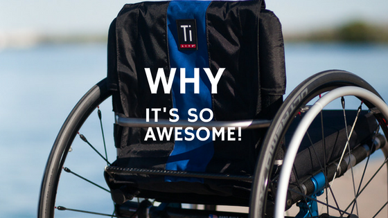 Disability Needs TiLite, specifically tailored for you