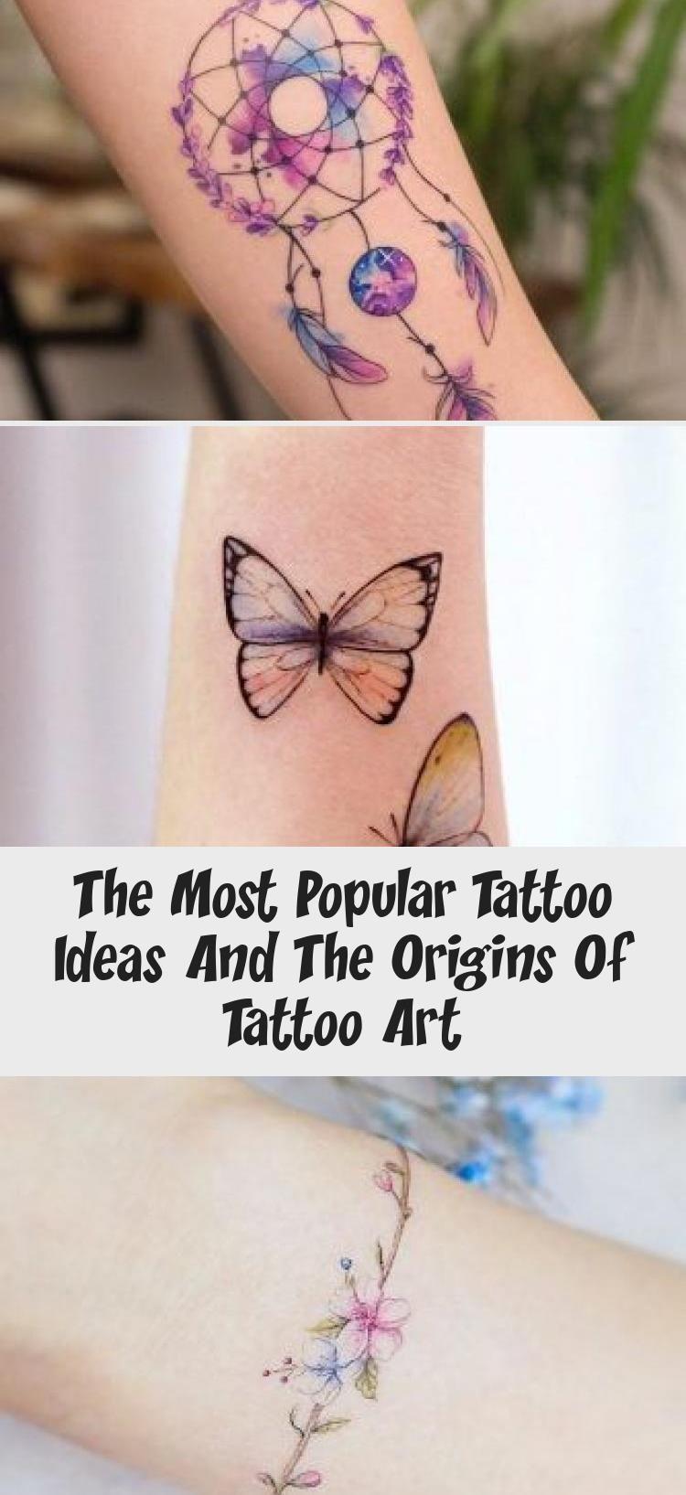 Photo of Les idées de tatouage les plus populaires et les origines de l'art du tatouage – Tatouages et art corporel